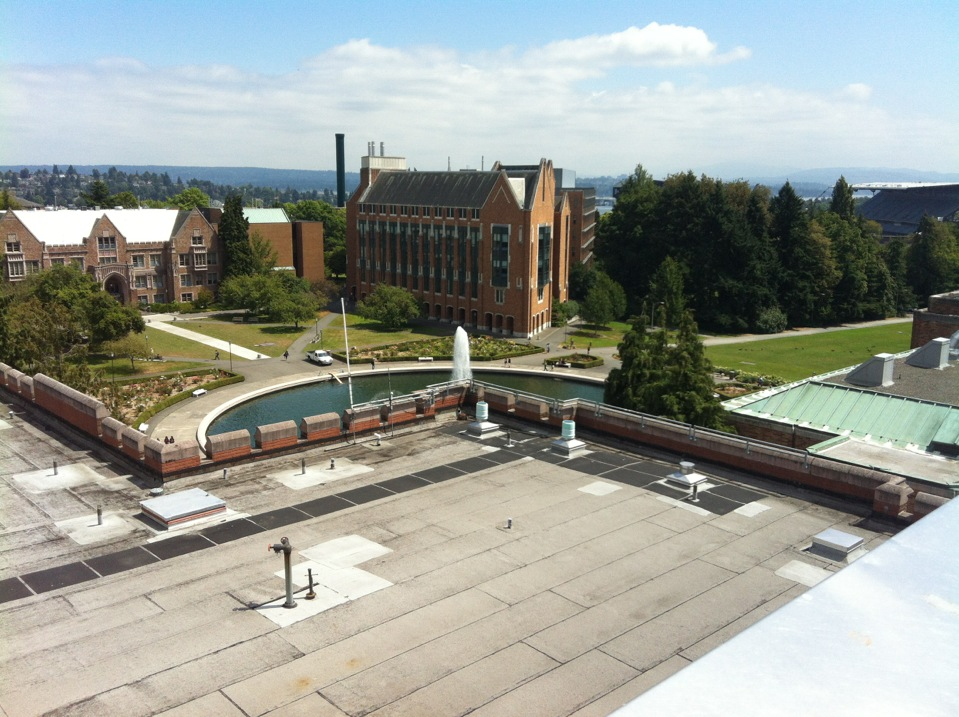 University Of WA-Atmospheric Sciences-Geophysics Building | 3920 Okanogan Lane NE, Seattle, WA, 98195 | +1 (206) 543-4250