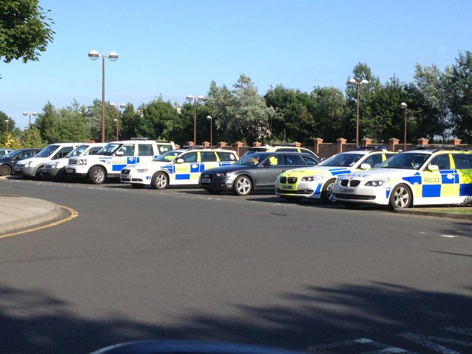 Northumbria Police - Etal Lane Police Station | Etal Lane, Newcastle Upon Tyne NE5 4AW | +44 345 604 3043