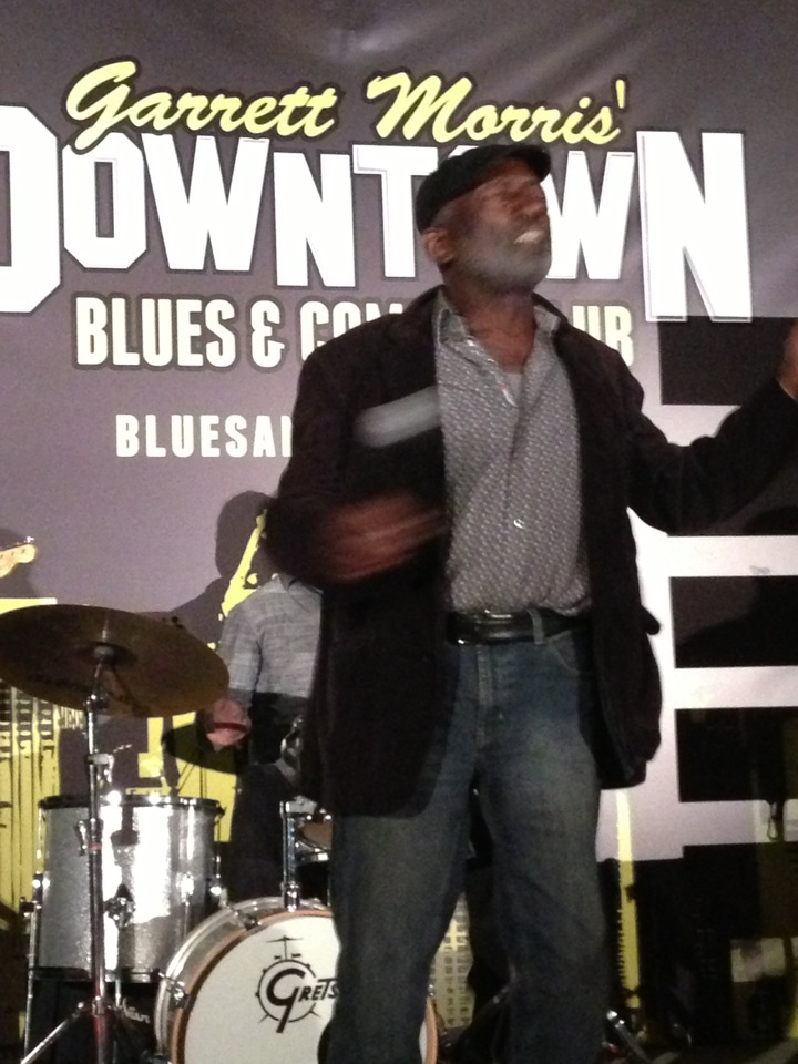 Garrett Morris Downtown Blues and Comedy Club | 4305 Degnan Blvd, Los Angeles, CA, 90042 | +1 (213) 841-3940