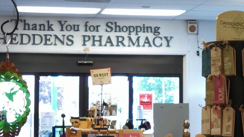Heddens Pharmacy | 196 Sussex Ave W, Tenino, WA, 98589 | +1 (360) 264-2575