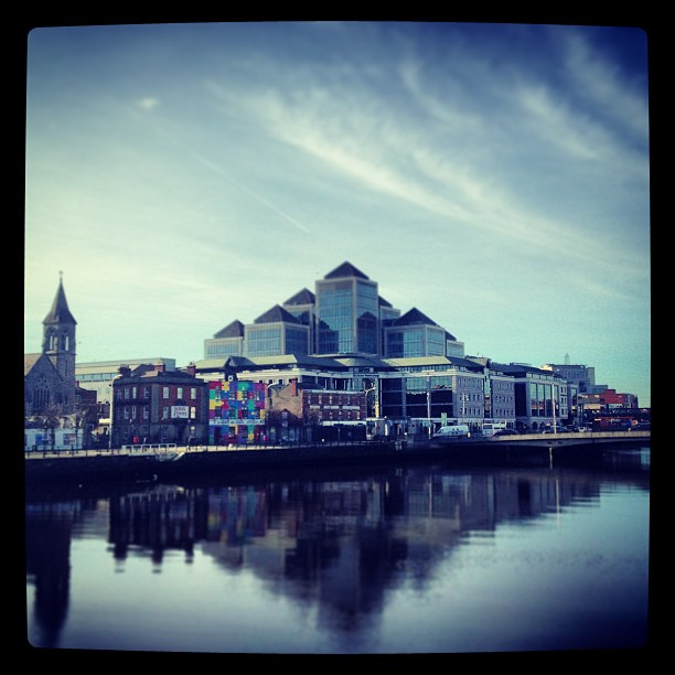 Ulster Bank Head Quarters | Georges Quay, Dublin | +353 1 770 0600