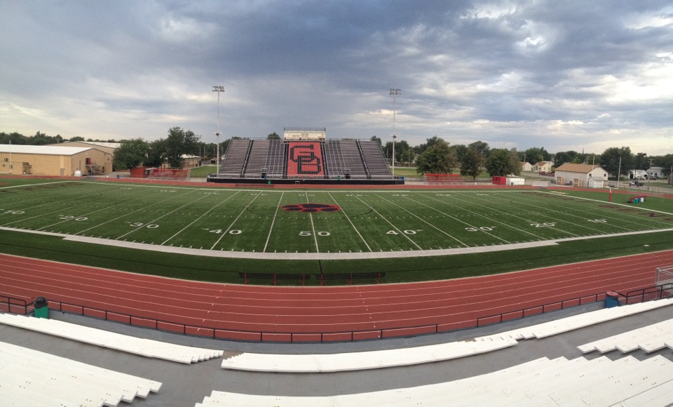 Great Bend High School | 2027 Morton St, Great Bend, KS, 67530 | +1 (620) 793-1521