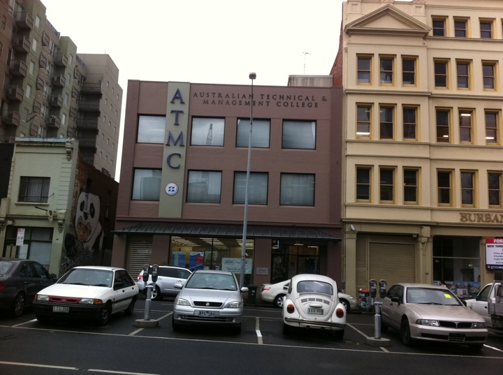 Australian Technical And Management College | LEVEL 2, 399 LONSDALE STREET, Melbourne, Victoria 3000 | 1300 558 268