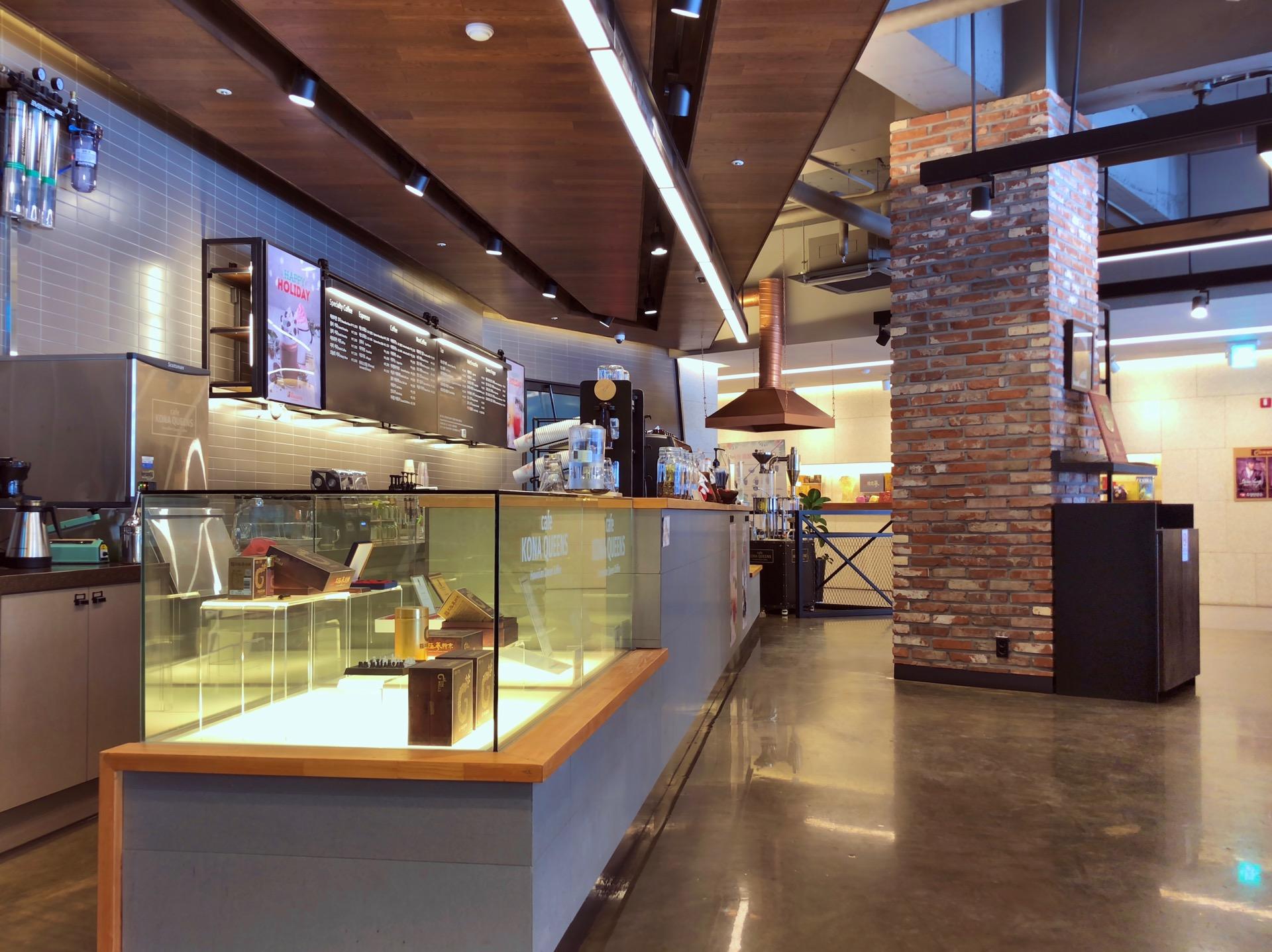 cafe KONA QUEENS   서울특별시 종로구 자하문로 280 청하빌딩   +82 70-4411-0150
