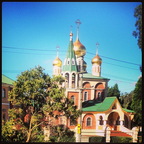 Holy Protection Cathedral - Russian Orthodox Church | 40 Harrison Street, Brunswick East, Victoria 3057 | +61 3 9383 2839