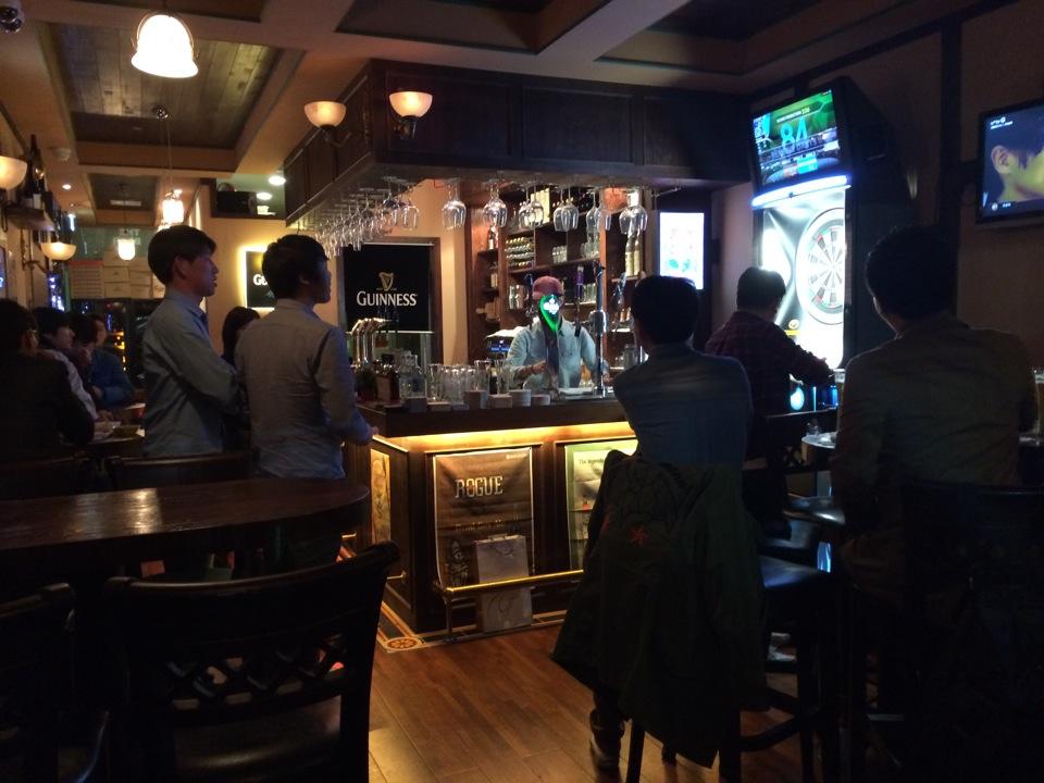 Daniels Irish Pub | 경기도 성남 분당구 판교역로 230 | +82 31-698-7833