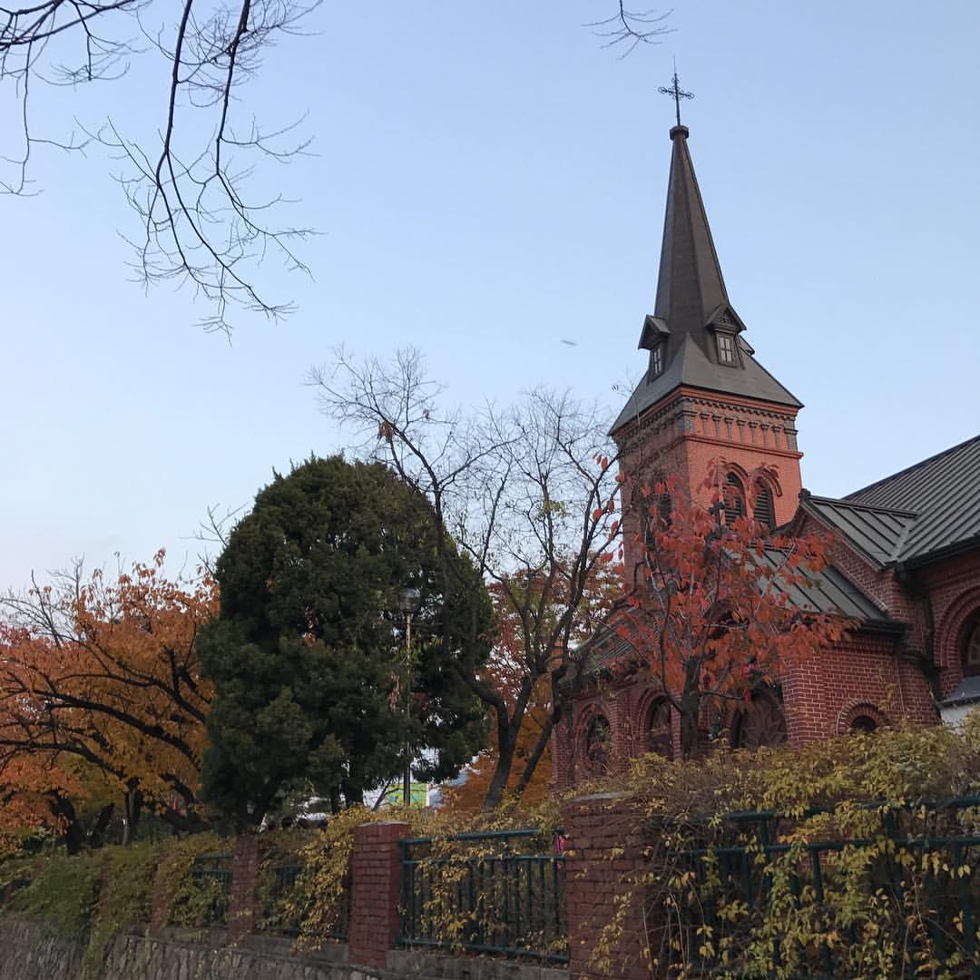 천주교 중림동 약현성당 | Seoul Jung-gu 중구 청파로 447-1 | +82 2-362-1891