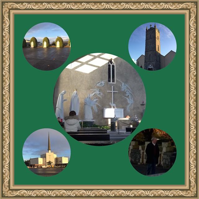 Knock Shrine   Cnoc Mhuire, Knock   +353 94 938 8100