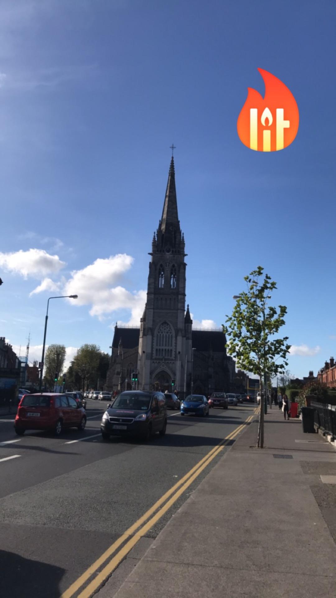 St. Peters Church   312 North Circular Road, Dublin, 7   +353 1 830 0723