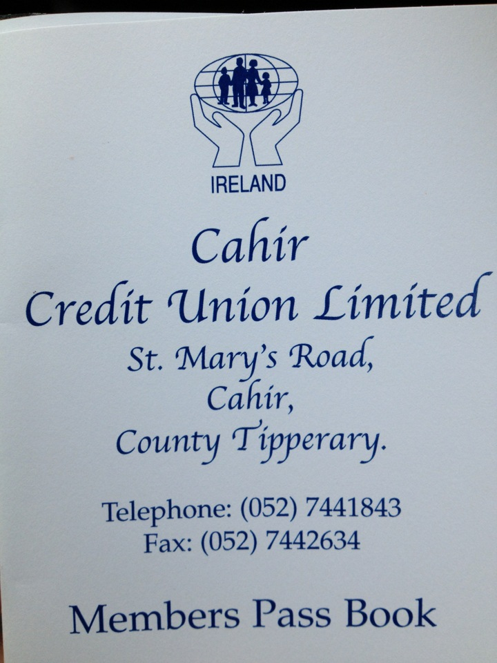 Cahir Credit Union | 14 St Marys Road, Cahir | +353 52 744 1843