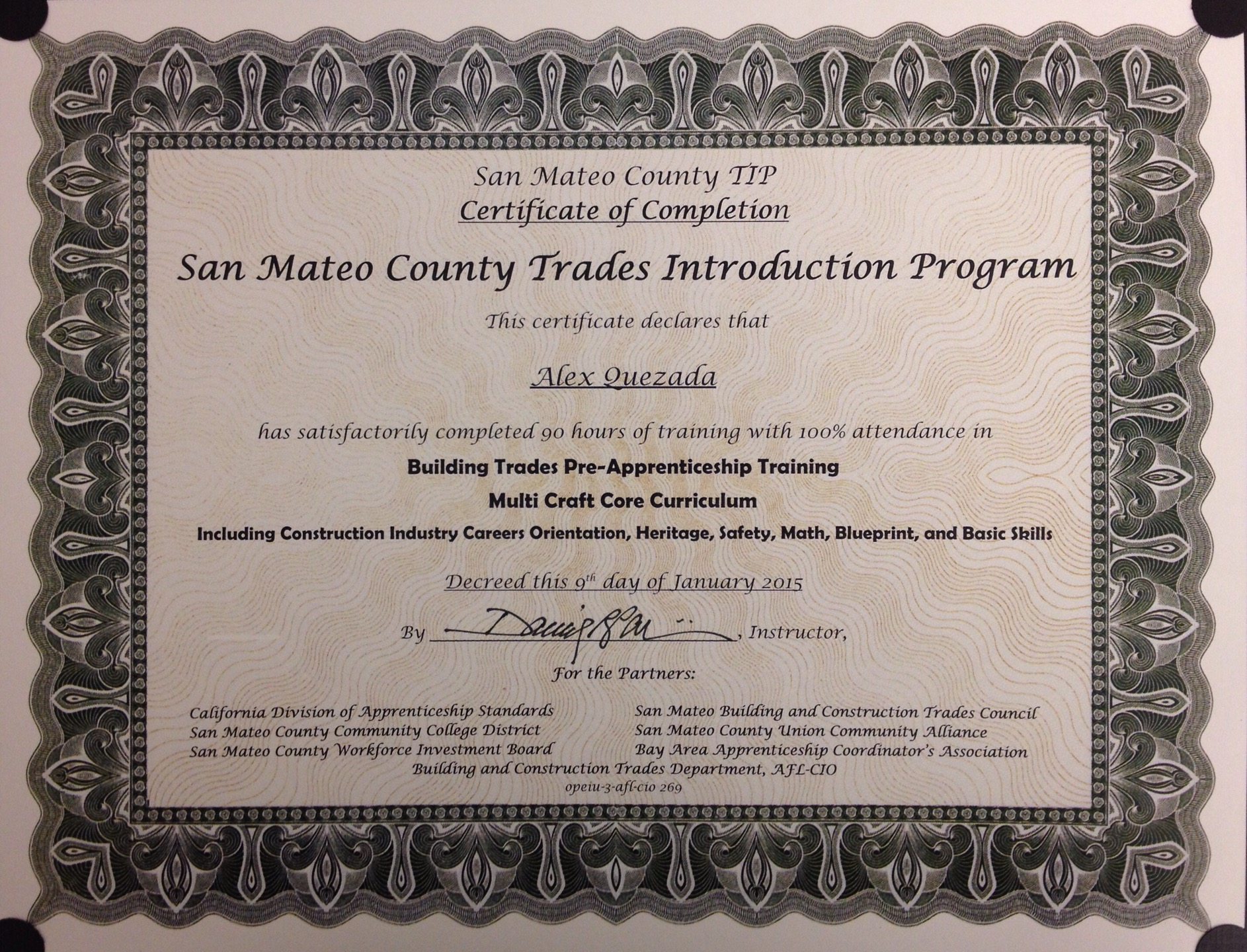 International Brotherhood of Electrical Workers   1701 Leslie St, San Mateo, CA, 94402   +1 (650) 574-4239