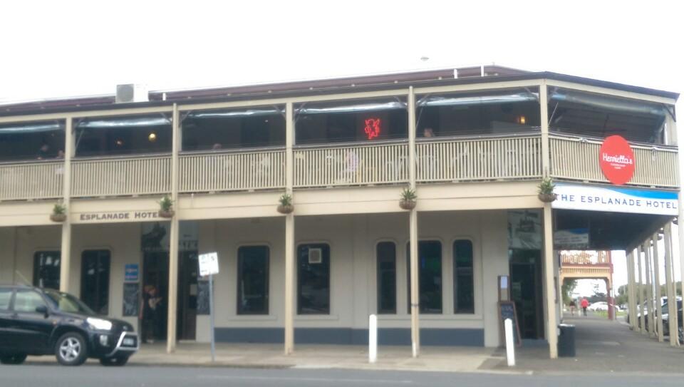 Harrys on The Balcony - The Esplanade Hotel | 2 GELLIBRAND STREET, Queenscliff, Victoria 3225 | +61 3 5258 1919
