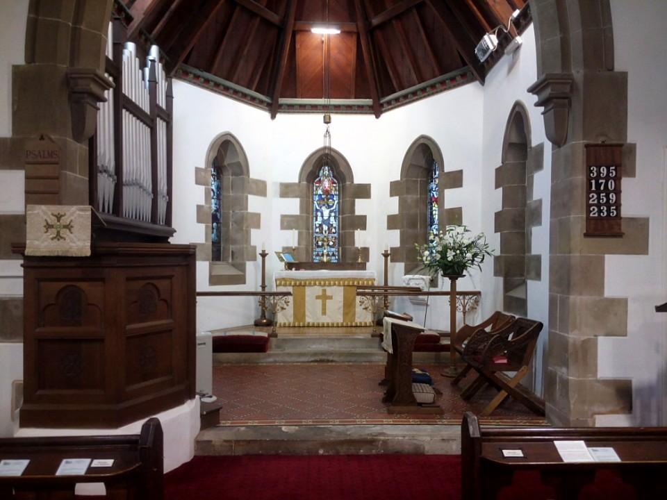 St. Andrews Scottish Episcopal Church | Leny Road, Callander FK17 8AL | +44 1877 382887