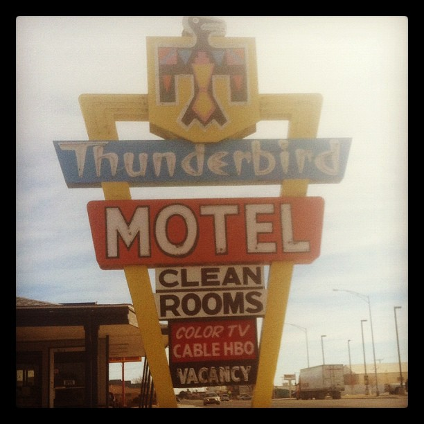 Thunderbird Motel | 2300 W Wyatt Earp Blvd, Dodge City, KS, 67801 | +1 (620) 225-4143