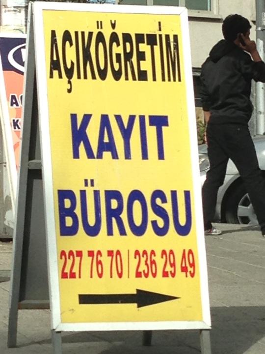 Beşiktaş Açıköğretim Bürosu | Süleyman Seba Caddesi Refik Osman Top Sokak No: 2, Eyüp/İstanbul | +90 444 1 026