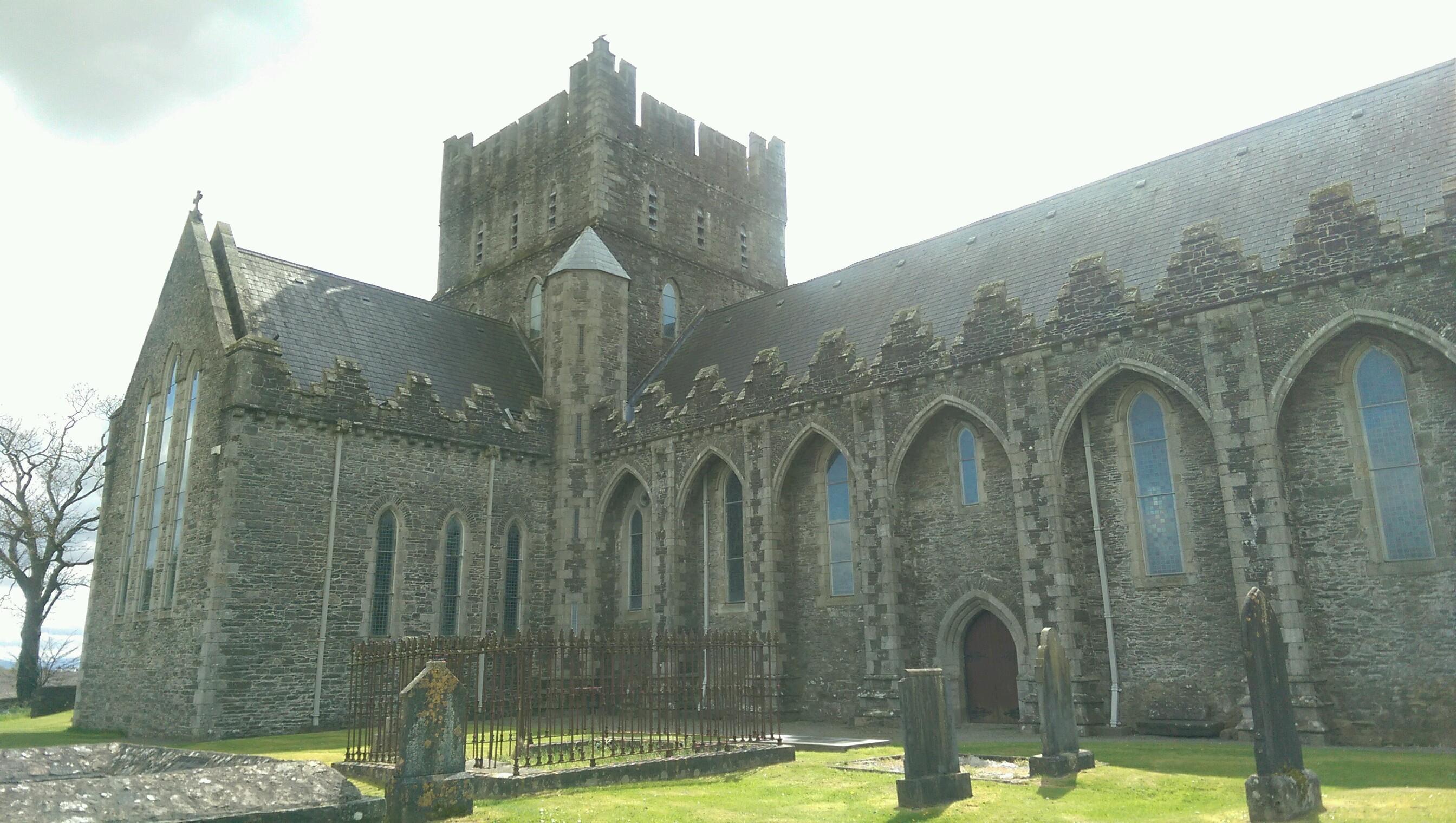 St.. Brigids Cathedral   Market Sq, Kildare   +353 45 521 229
