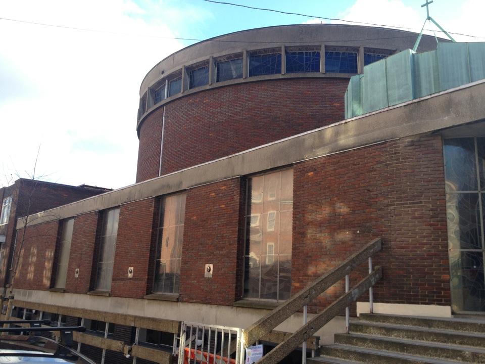 Roman Catholic Church Of St. Aloysius   20 Phoenix Road, London NW1 1TA   +44 20 7387 1971