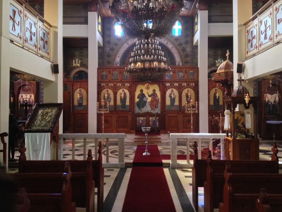 St. John The Baptist Greek Orthodox Church | 998 LYGON Street, Carlton North, Victoria 3054 | +61 3 9380 1869