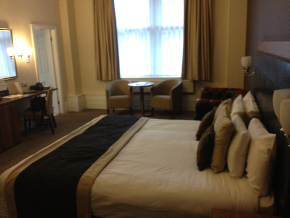 The Midland Hotel, Sure Hotel Collection by Best Western   Forster Square, Bradford BD1 4HU   +44 1274 735735