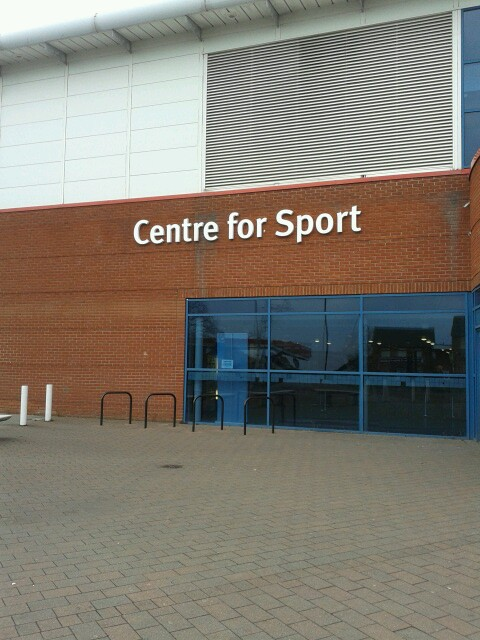 Westgate Community College Centre for Sport   Westgate Rd, Newcastle Upon Tyne   +44 191 241 7700