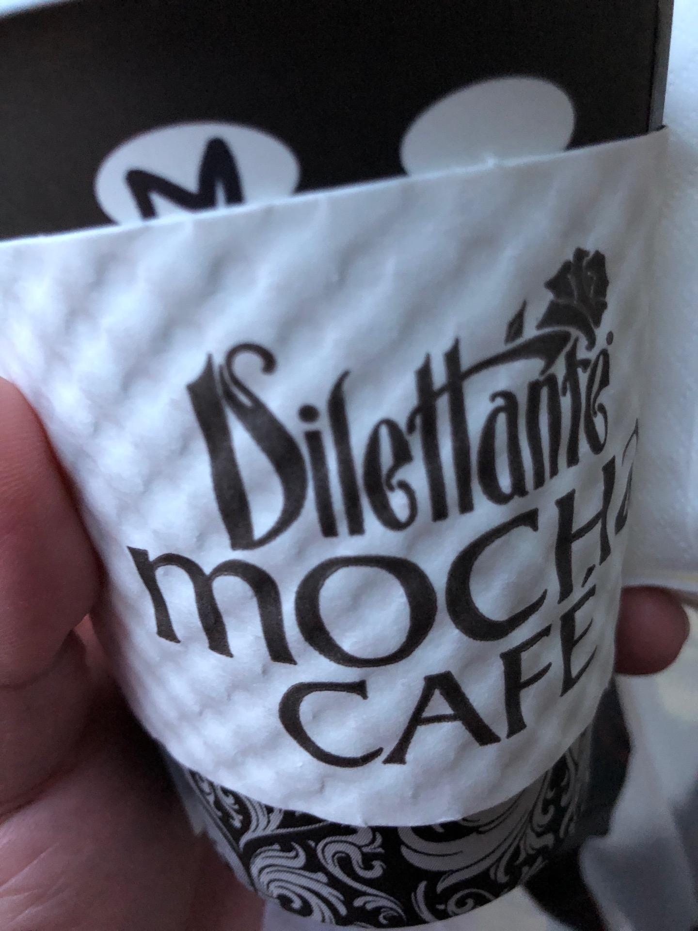 Dilettante Mocha Café - Kent Station   514 Ramsay Way, Kent, WA, 98032   +1 (253) 852-3555