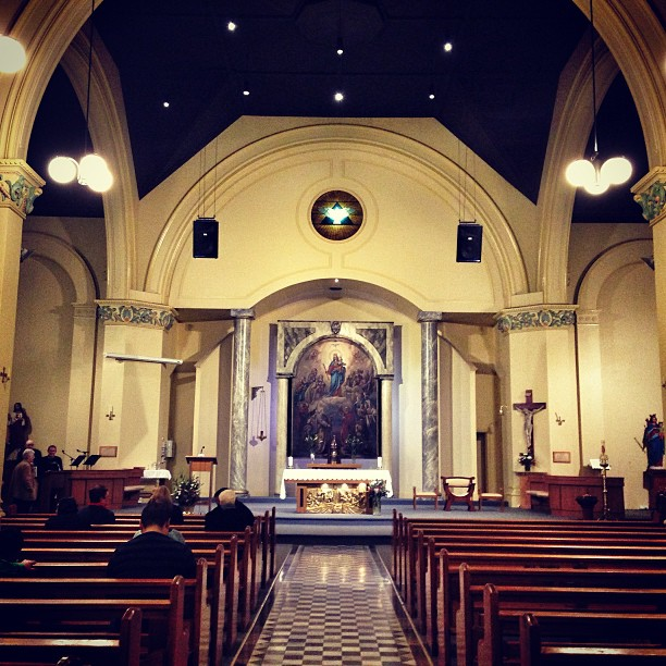 Our Lady Help Of Christians Catholic Church | 49 Nicholson Street, Brunswick East, VIC 3057 | +61 3 9380 1844