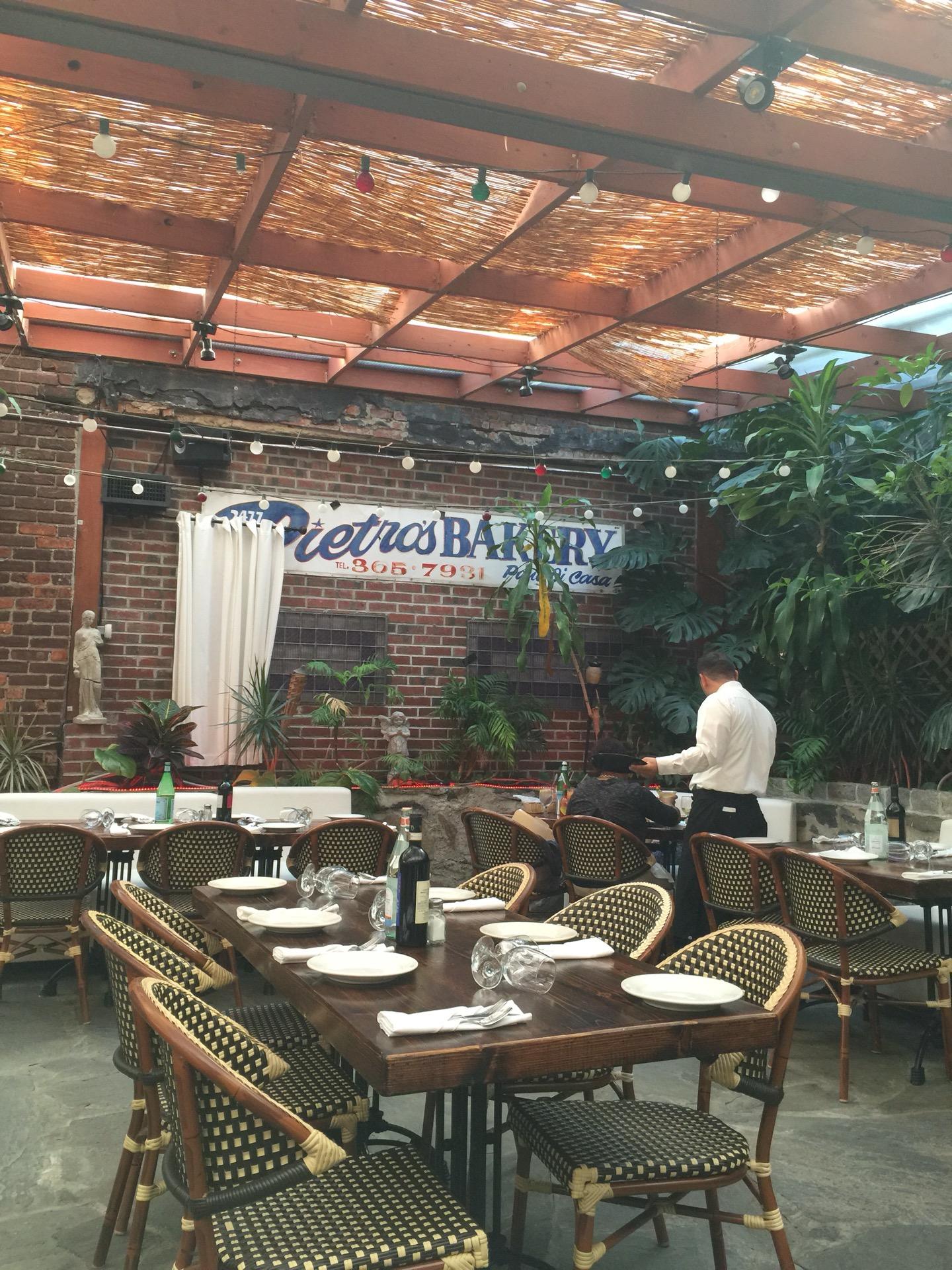 Michael Angelos Brick Oven Restaurant   2477 Arthur Ave, Bronx, NY, 10458   +1 (718) 220-8355