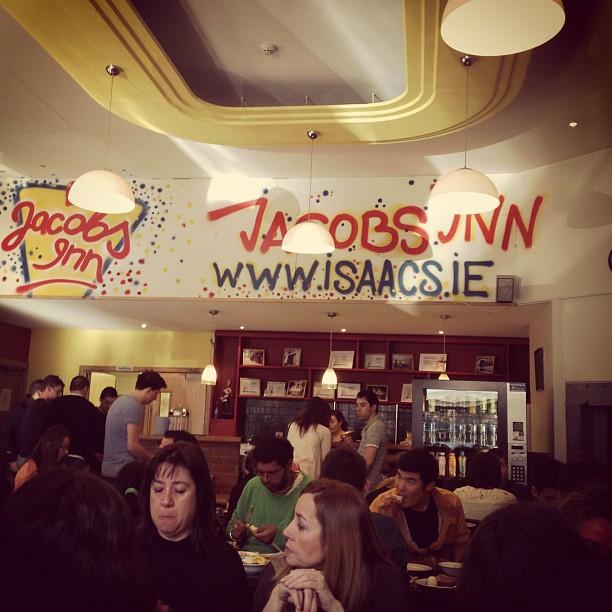 Jacobs Inn Hostel   21-28 Talbot Pl, Dublin, 1   +353 1 855 5660