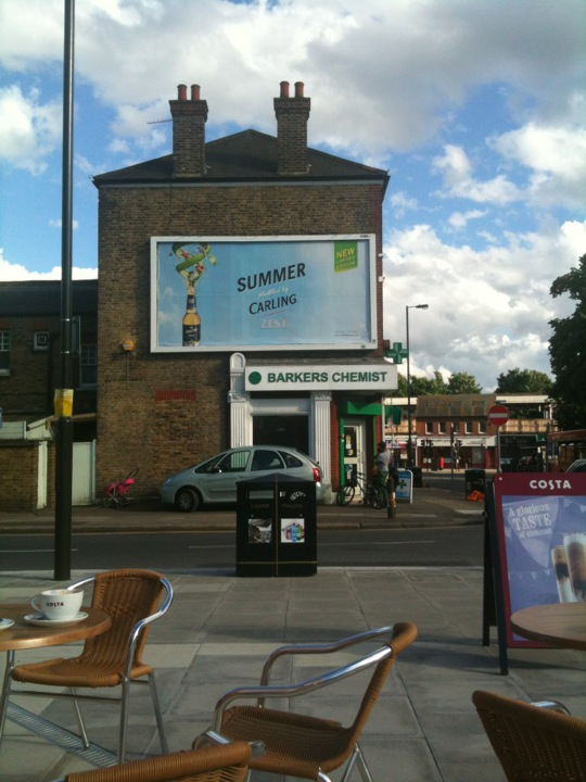 Barkers Chemist (100 Hour Pharmacy) | 80 Coombe Lane, London SW20 0AX | +44 20 8946 9668