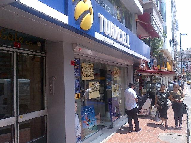 Turkcell İletişim Merkezi | Cumhurıyet Mahallesi Ergenekon Caddesi No:14 Sıslı Pangaltı, - Sisli/İstanbul | +90 212 240 81 11