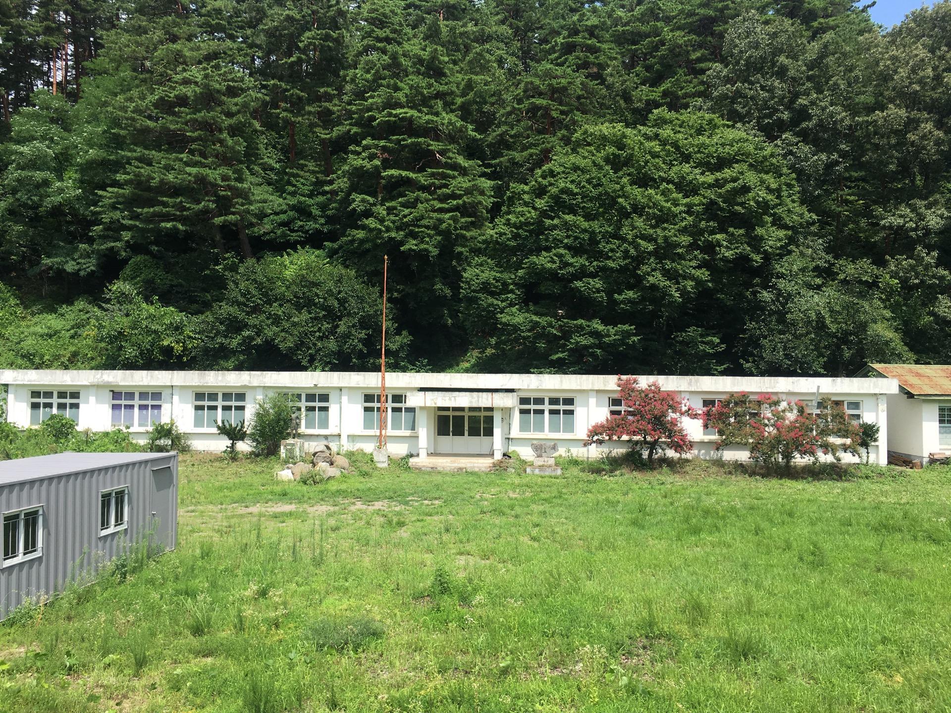 근덕초등학교 양평분교(폐교) | 강원도 삼척 근덕면 양리길 134 | +82 33-572-3408