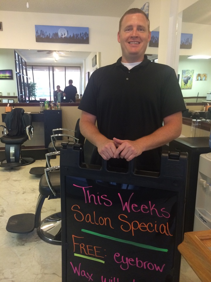 Absolute Refinement Barber and Beauty   17 2nd St E, Kalispell, MT, 59901   +1 (406) 752-7428