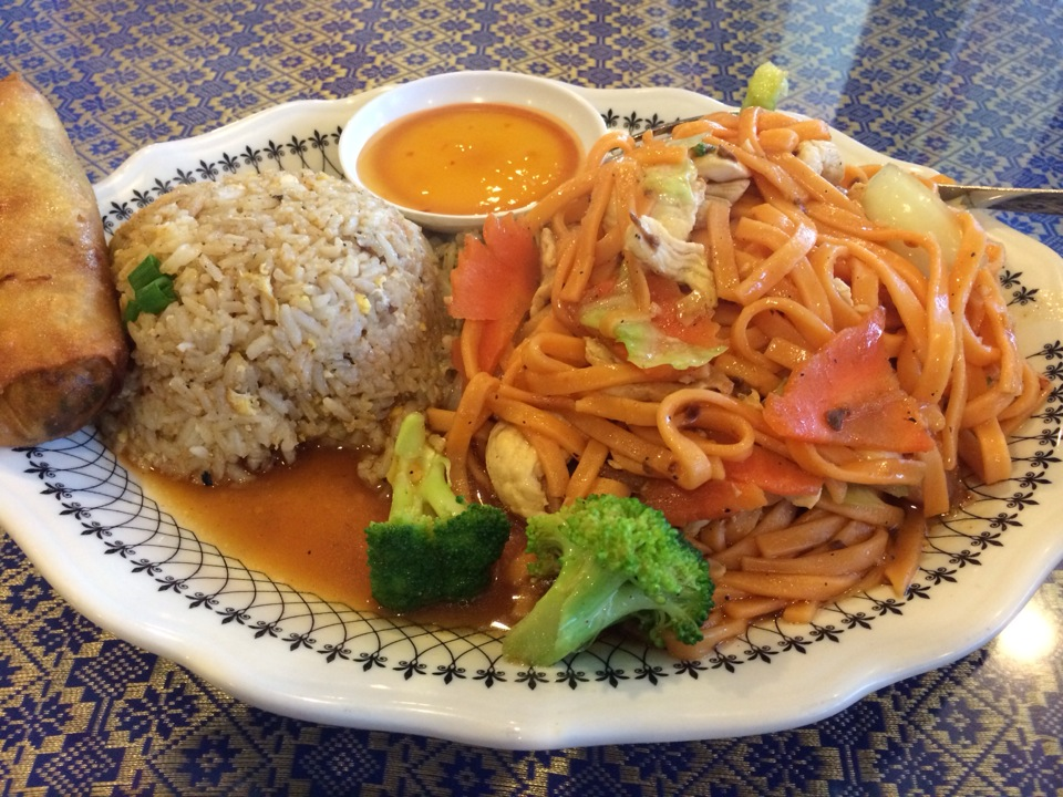 Sarochas Thai Restaurant   1506 W Wyatt Earp Blvd, Dodge City, KS, 67801   +1 (620) 227-2400