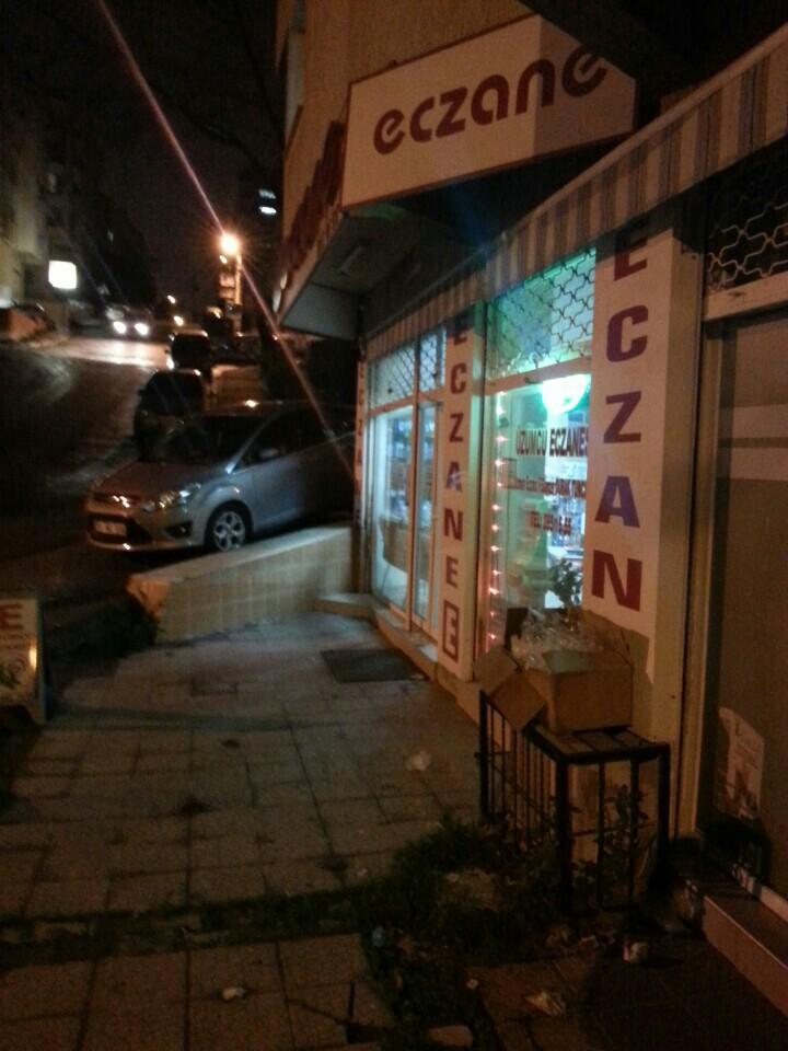 Üzümcü Eczanesi | Metin Oktay 108/49. Sokak, 35140 Karabağlar/İzmir | +90 232 285 15 55