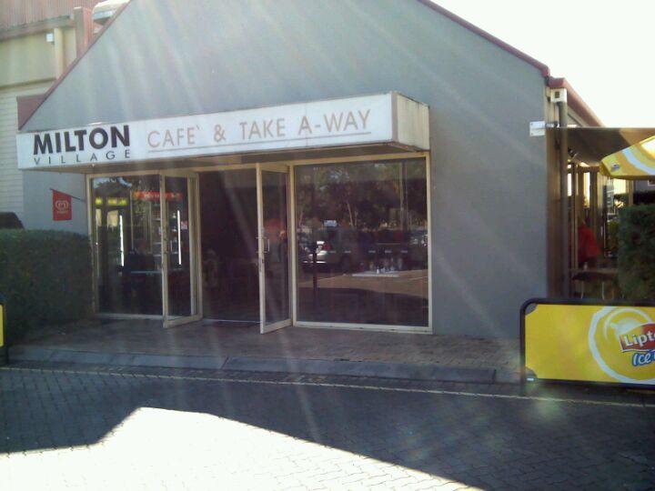 Milton Village Cafe & Take Away   UNIT 1 / 43 LANG PDE, Milton, Queensland 4064   +61 7 3870 4516