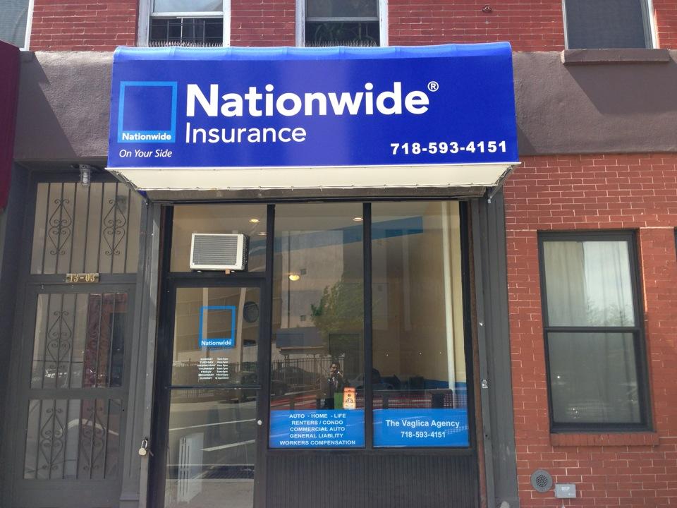 Nationwide Insurance: Nicholas Vaglica   3100 47th Ave Ste 3100, Long Island City, NY, 11101   +1 (718) 593-4151