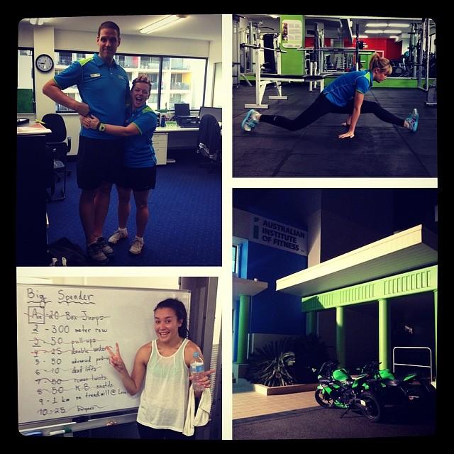 Australian Institute of Fitness | 395 St Pauls Terrace, Brisbane, Queensland 4006 | +61 7 3251 5655