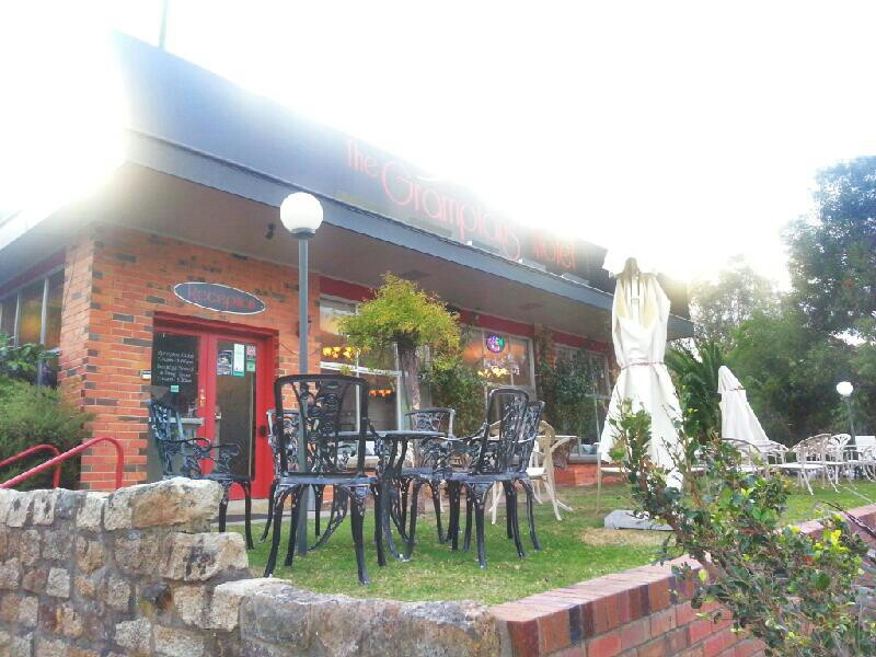 The Grampians Motel & The Views Restaurant | 394 - 404 Grampians Road, Halls Gap, Victoria 3381 | +61 3 5356 4248