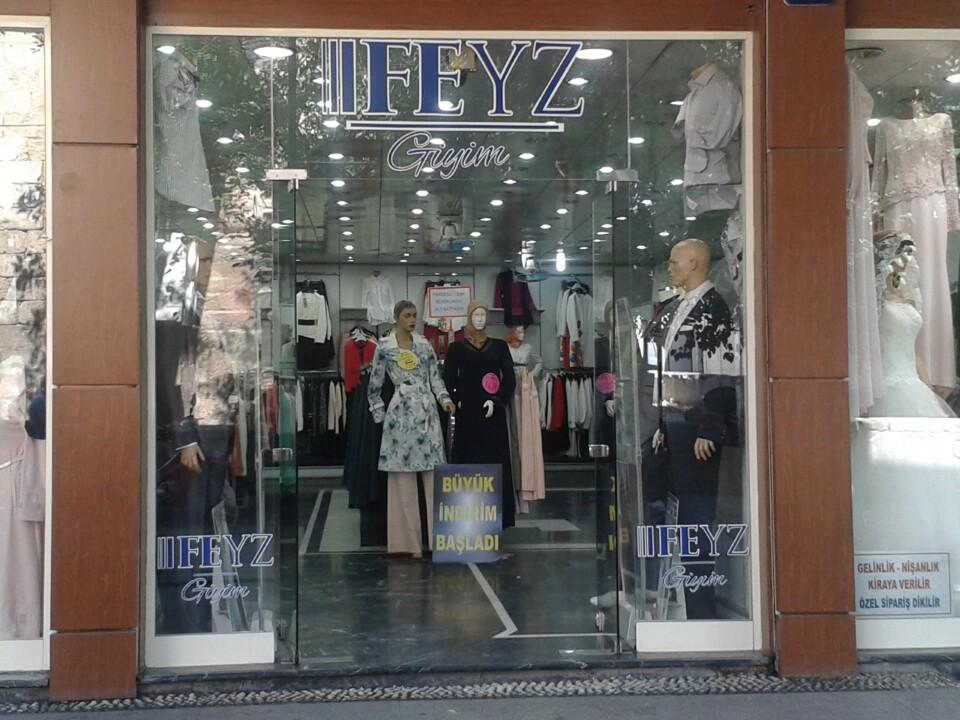 Feyz Giyim   Alaybey Şıhcan Caddesi, 27220 Şahinbey/Gaziantep   +90 342 220 85 04
