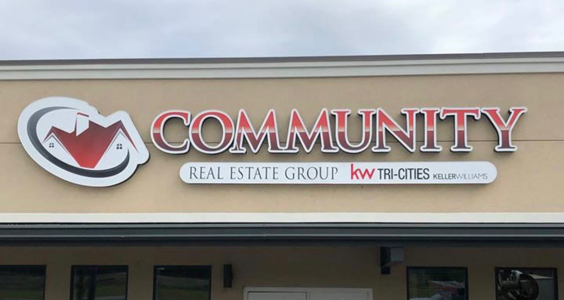 Community Real Estate Group Keller Williams Tri-Cities | 4390 W Van Giesen St, West Richland, WA, 99353 | +1 (509) 420-4990