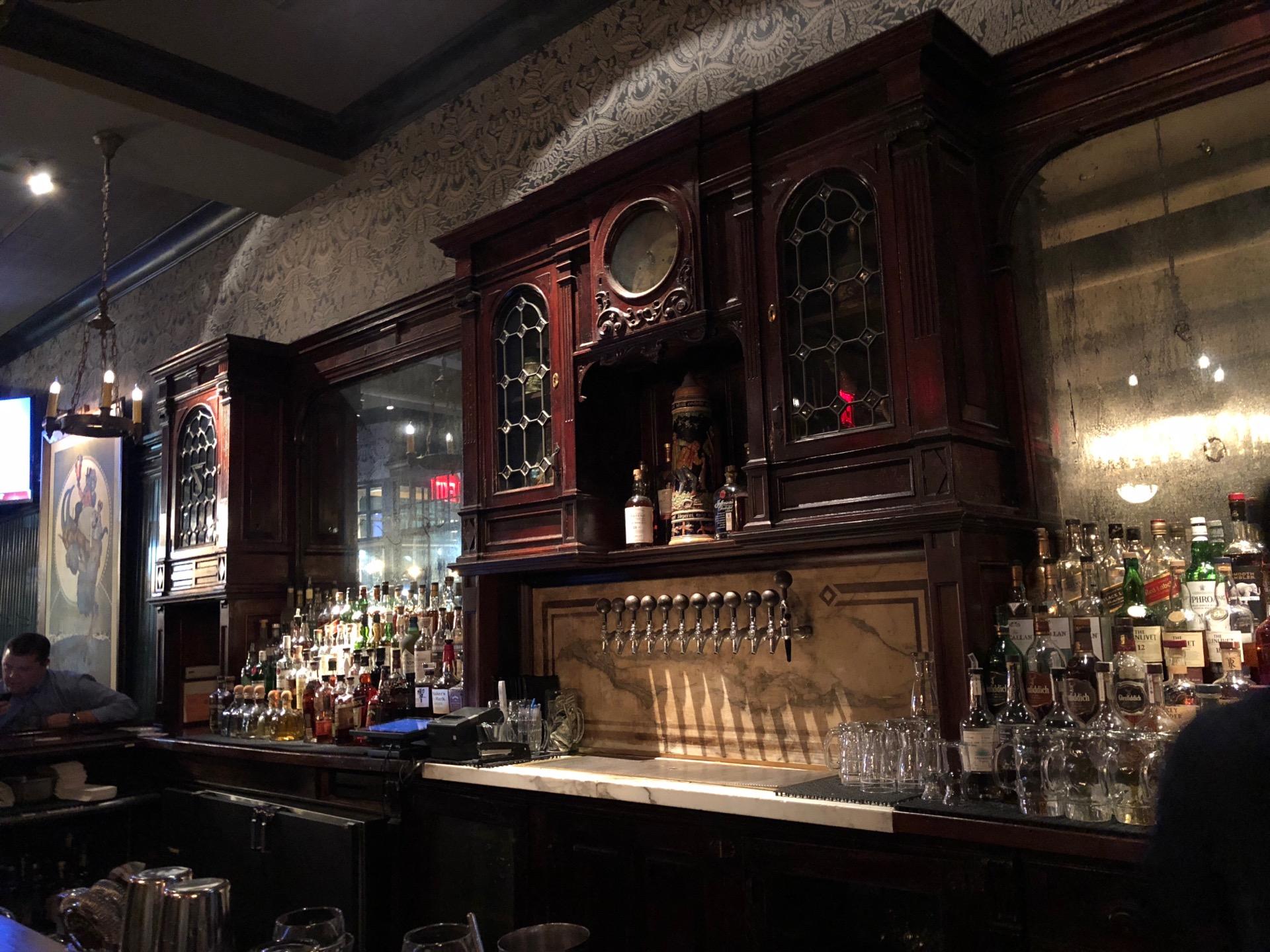 Flatiron Hall Restaurant and Beer Hall   38 W 26th St, New York, NY, 10010   +1 (646) 790-3200