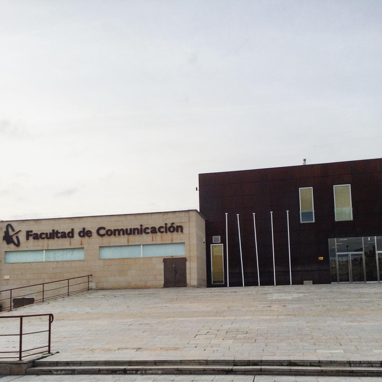 Facultad de Comunicación de la Universidad Pontificia de Salamanca | Henry Collet, 90-98, 37007 Salamanca | +34 923 282 750