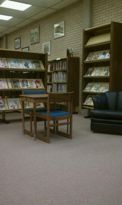 Jordaan Memorial Library | 724 Broadway St, Larned, KS, 67550 | +1 (620) 285-2876