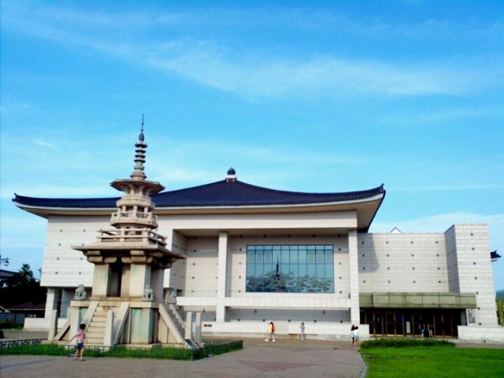 Gyeongju National Museum | Gyeongju 76 Inwang-dong | +82 54-740-7500