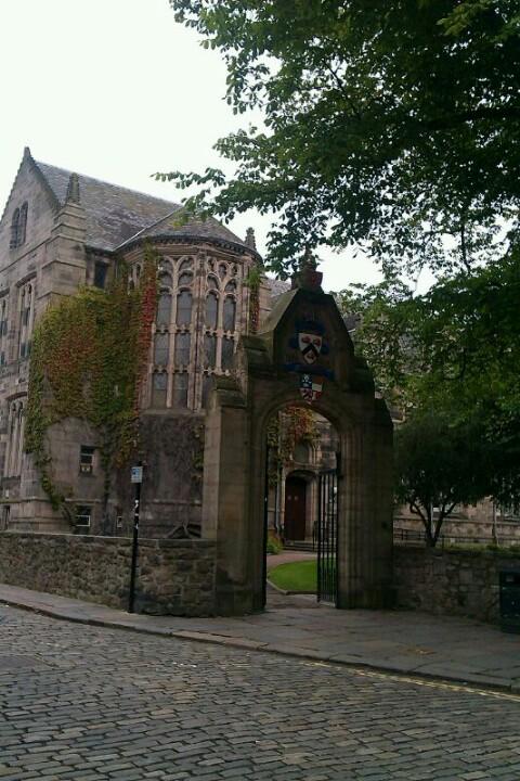 University of Aberdeen   Kings College, Aberdeen AB24 3FX   +44 1224 272000
