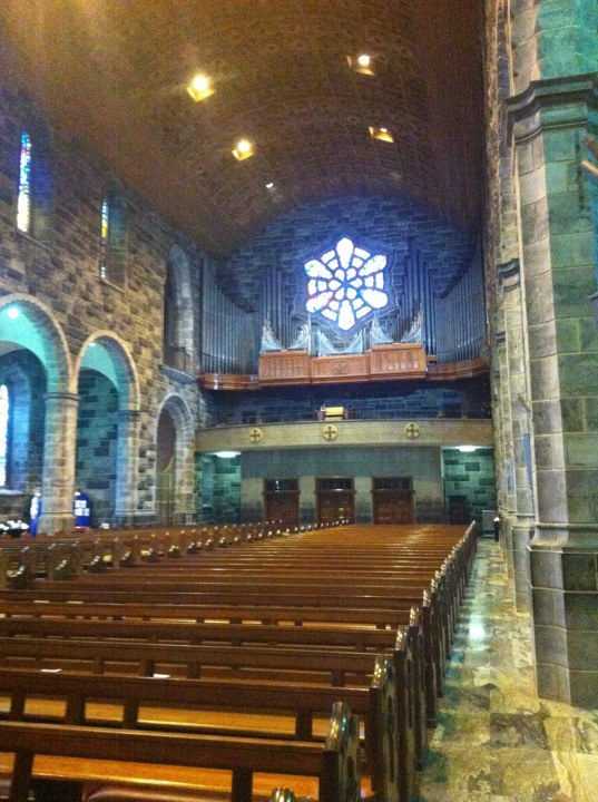 Galway Cathedral | Gaol Rd, Galway | +353 91 563 577