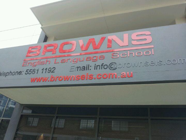 Browns English Language School | 5-7 Marshall Lane, Southport, Queensland 4215 | +61 7 5561 1192