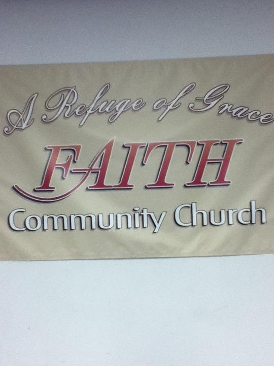 Faith Community Church | 293B W Barton County Rd, Great Bend, KS, 67530 | +1 (620) 793-8084