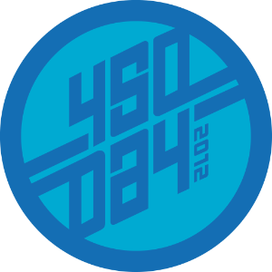 Foursquare Day badge