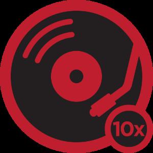 Vinyl - Level 10